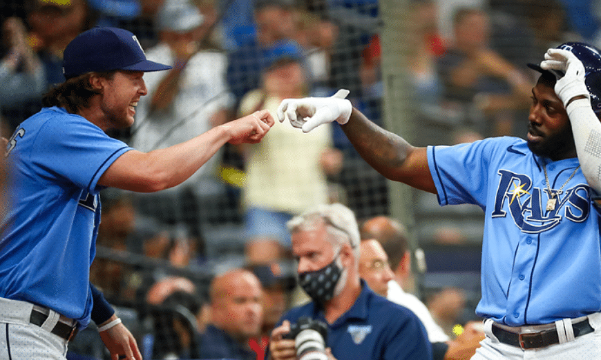 Joe Wiz MLB Thursday: Tampa Bay Rays, Boston Red Sox finish their AL East series with rubber match