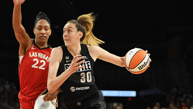 Friday WNBA: O'Sullivan grows a pair, picks Sky at Wings, Aces at Sparks, Dream at Storm – and PARLAYS