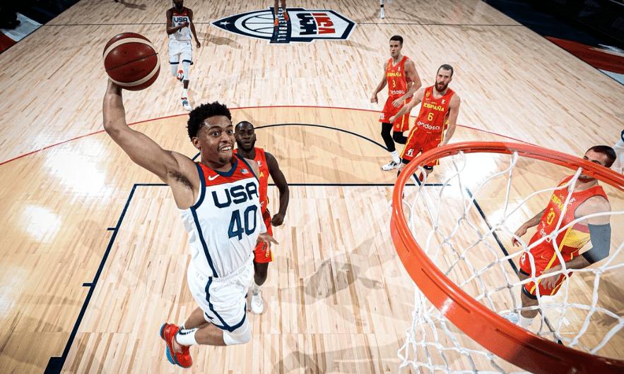 Olympics Men's Basketball: O'Sullivan picks USA vs France and Australia vs Nigeria in Sunday play