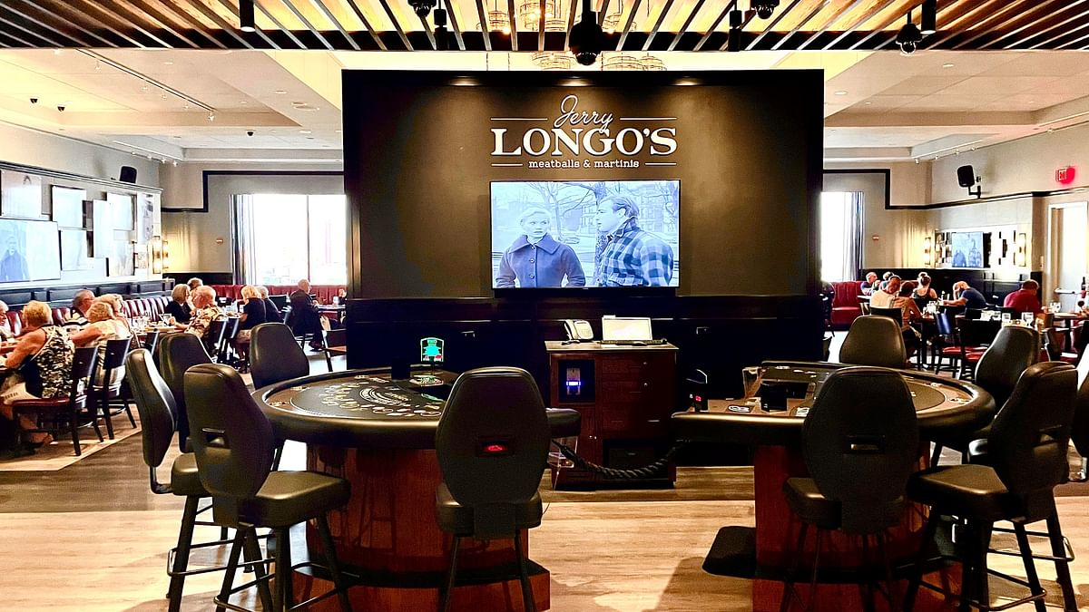 The Casino File: Jerry Longo's meatballs & martinis –A tasty piece of the revival at Bally's Atlantic City