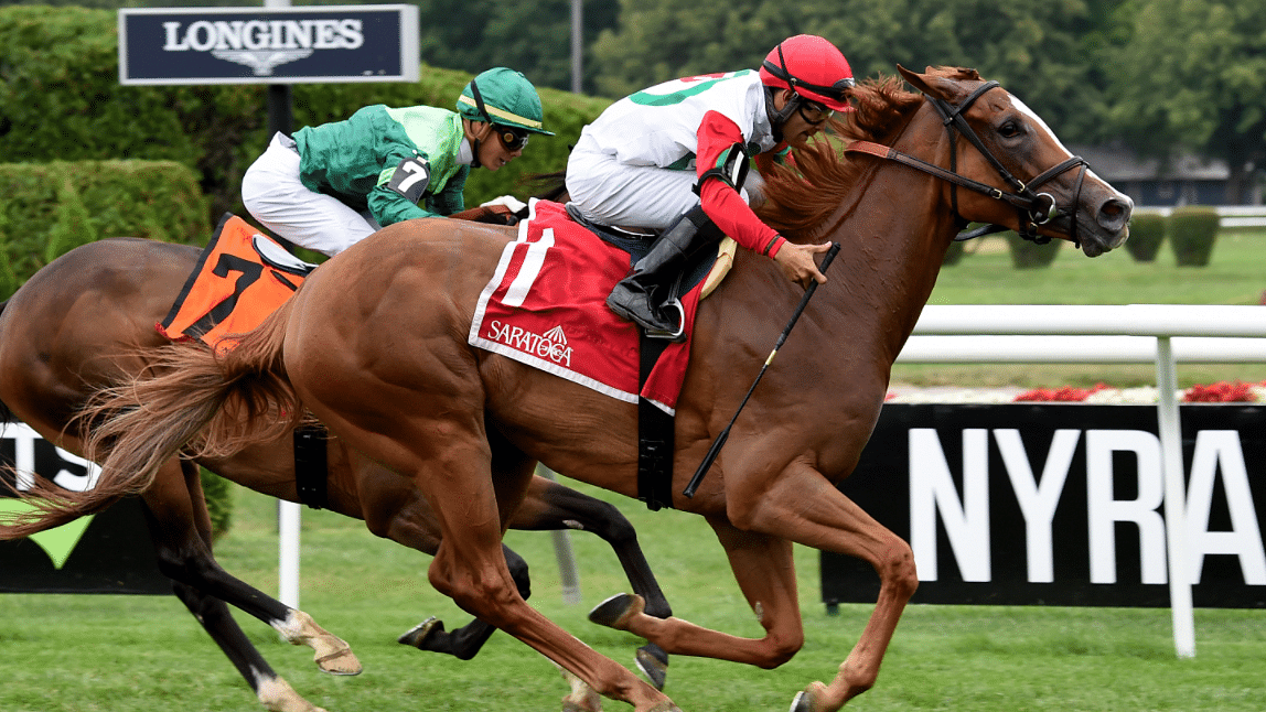 Sunday at Saratoga: God's Tipster has 4 race picks, including the De La Rose Stakes