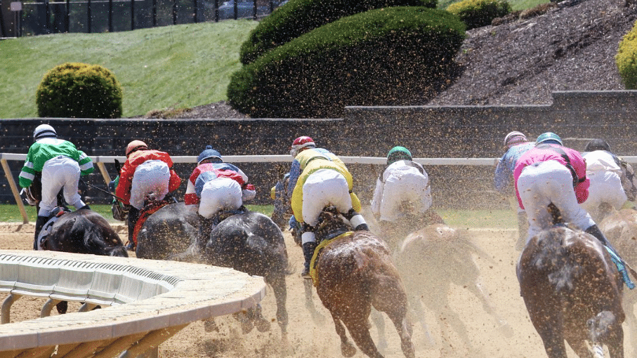 Garrity's Friday Stakes and Dad's Hat Happy Hour has picks for Saratoga, Del Mar and big night at Charles Town