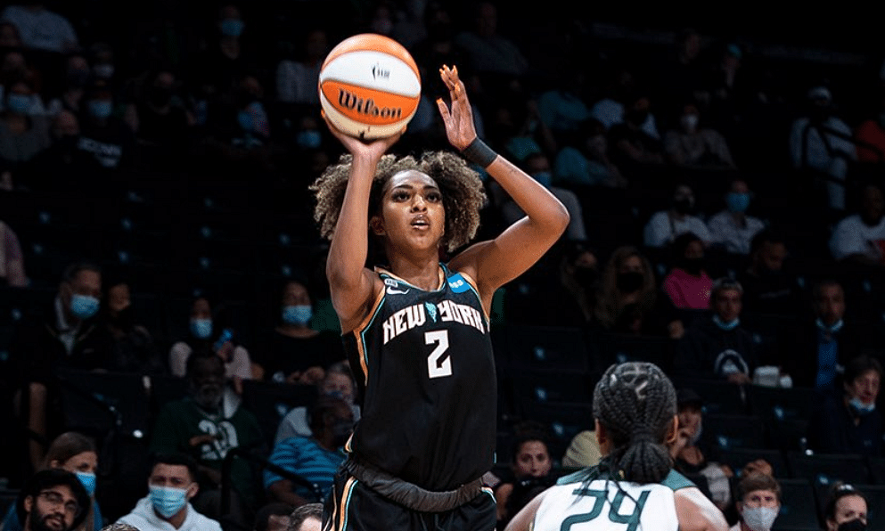 WNBA Friday: O'Sullivan picks moneyline parlays on Storm vs Liberty and Fever vs Wings, also parlays points