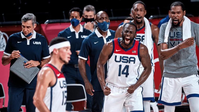 Olympics Basketball Gold Medal Games: O'Sullivan parlays USA Men vs France and USA Women vs Japan