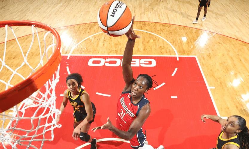 WNBA Tuesday: O'Sullivan picks Connecticut Sun at Dallas Wings, Washington Mystics at Seattle Storm