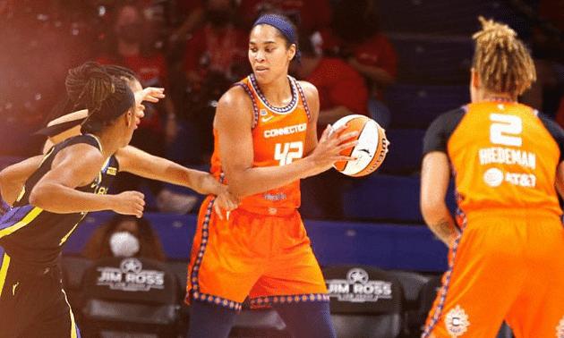 WNBA Tuesday: O'Sullivan picks Lynx vs Sun, Wings vs Sky, Mystics vs Aces, Fever vs Mercury, Dream vs Sparks