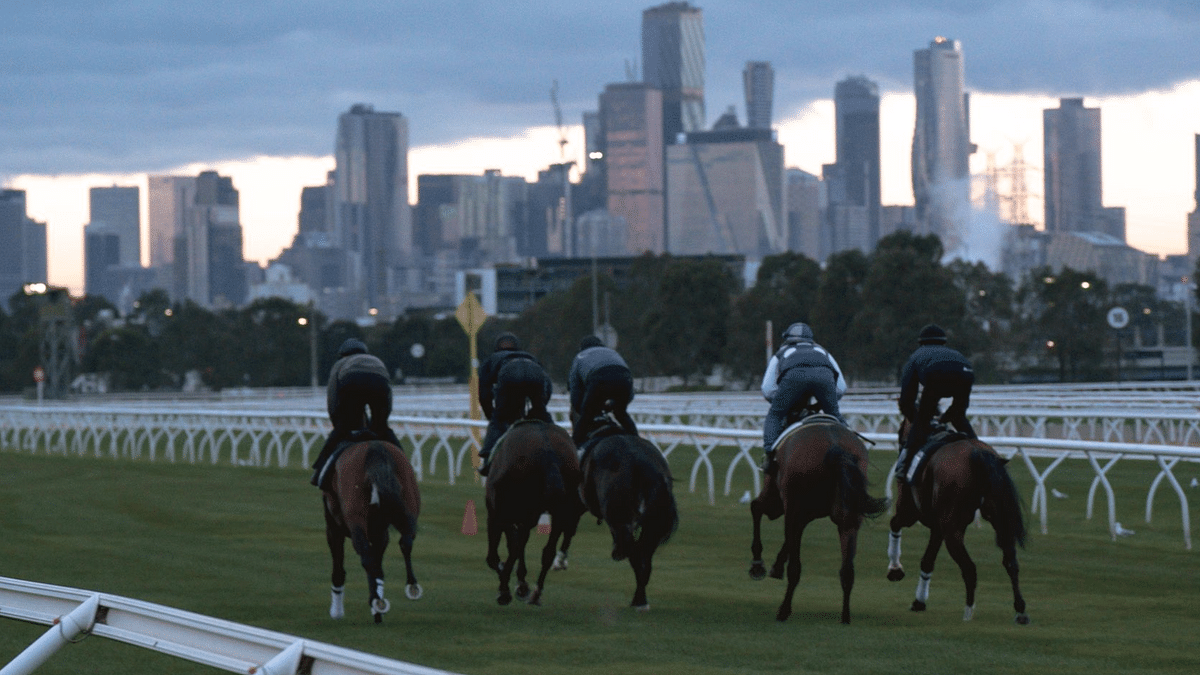 A new Melbourne Cup favorite? A surprise jockey contender emerged