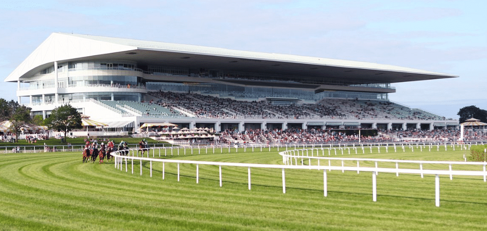 Beautifully Arlington Park will most likely be turned down after this year's race meet.