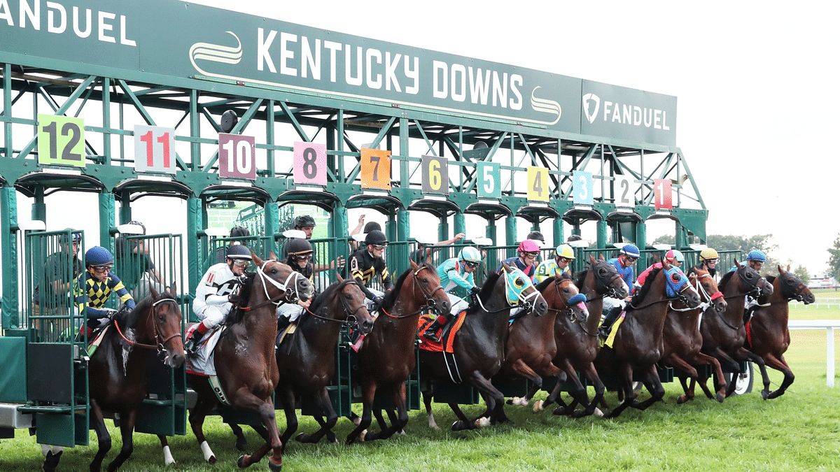 Garrity's Labor Day Stakes picks races at Kentucky Downs and Del Mar, including a cracking Del Mar Futurity