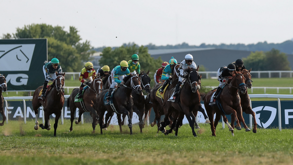 Garrity's Sunday Stakes picks three races on closing day at Kentucky Downs, likes two Euro imports on the turf