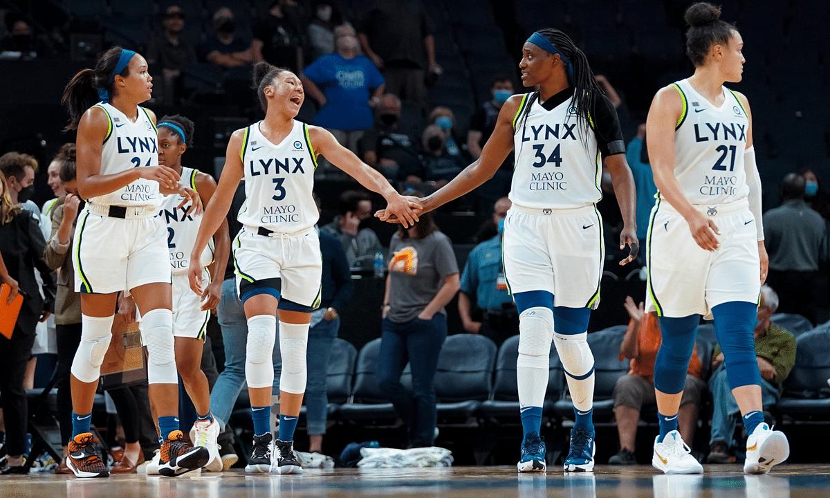 WNBA Saturday: Red-hot O'Sullivan focuses on playoff seeding, picks Mercury at Fever, Mystics at Lynx
