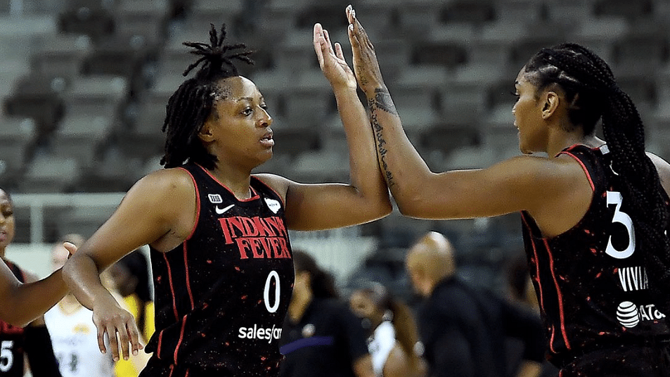 WNBA Monday: O'Sullivan picks Phoenix Mercury at Indiana Fever, remains sick from Wings