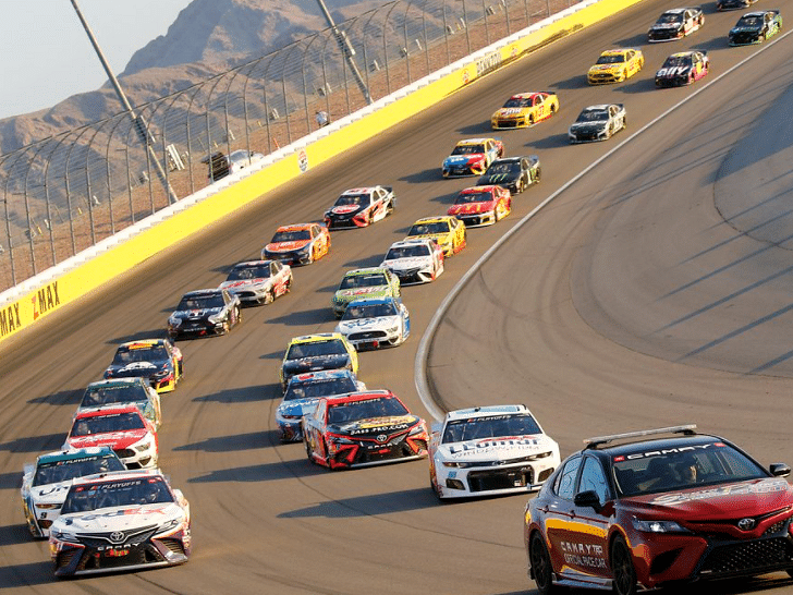 The NASCAR Playoffs head to Las Vegas for the South Point 400.