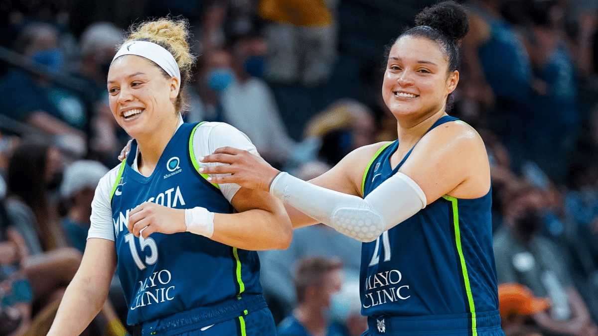 WNBA Thursday: O'Sullivan picks Dream at Wings, Sparks at Lynx, Sky at Aces, Liberty at Storm, playoffs loom