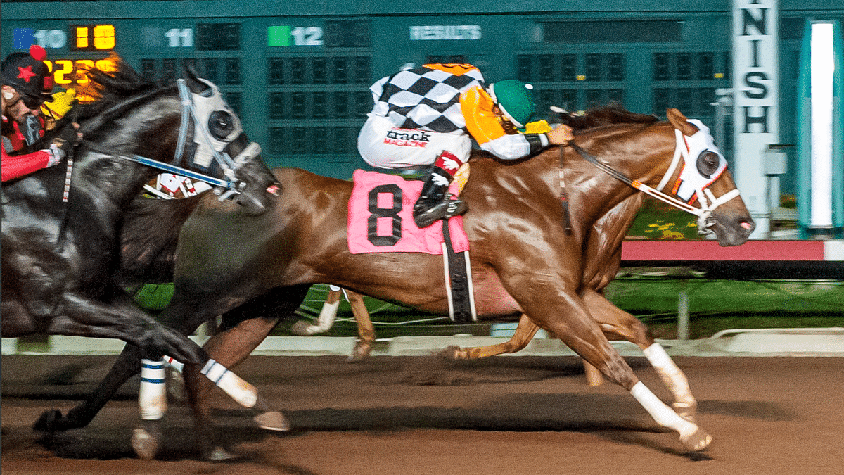 Garrity's Dad's Hat Happy Hour Handicapping: Friday picks for Los Alamitos, Gulfstream Park and Woodbine