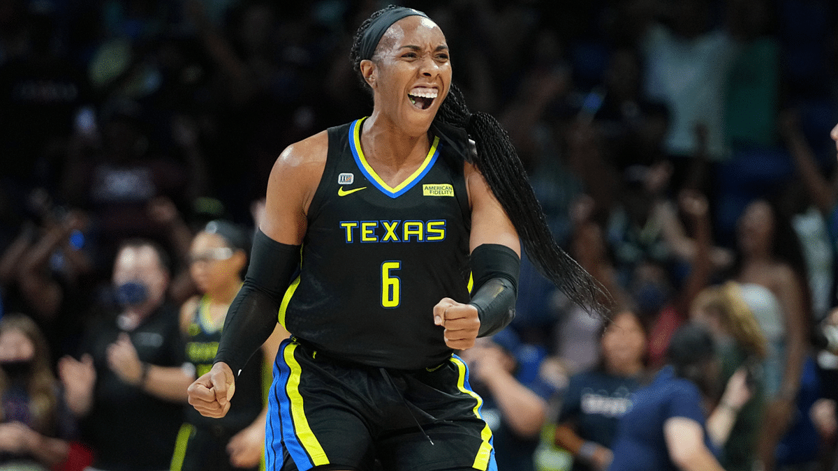 WNBA Monday: O'Sullivan picks Dallas Wings at Las Vegas Aces in rare weekday afternoon game