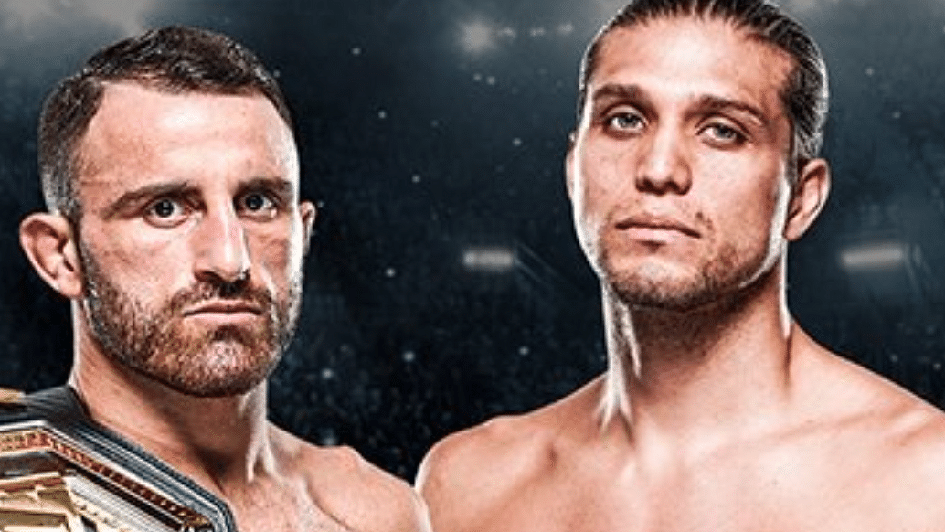 A Preview of UFC 266: Diaz vs Lawler, Shevchenko vs Murphy, Blaydes vs Rozenstruik, Ortega vs Volkanovski