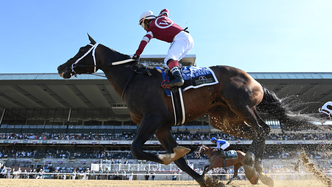 Garrity's Saturday Stakes picks the Pennsylvania Derby, Silver State in Dirt Mile, Clairiere in Cotillion