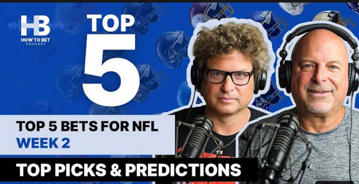 Looking for best bets from each NFL Week 2 window? Check out Primetime Plus Plays on the How to Bet podcast