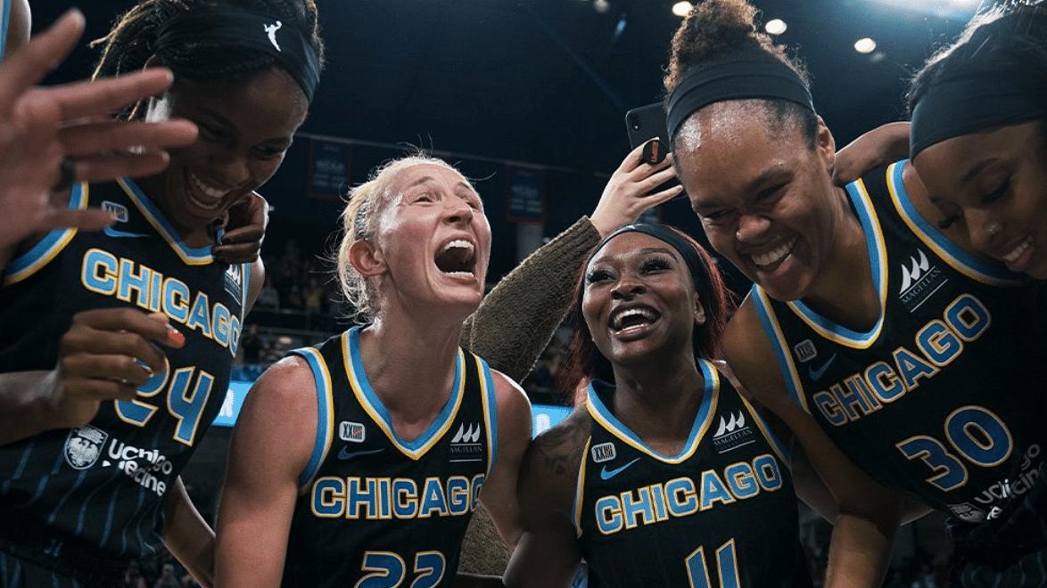 WNBA Finals Game 1 Sunday: O'Sullivan picks the Sky at Mercury, thinks Vandersloot, Griner are keys