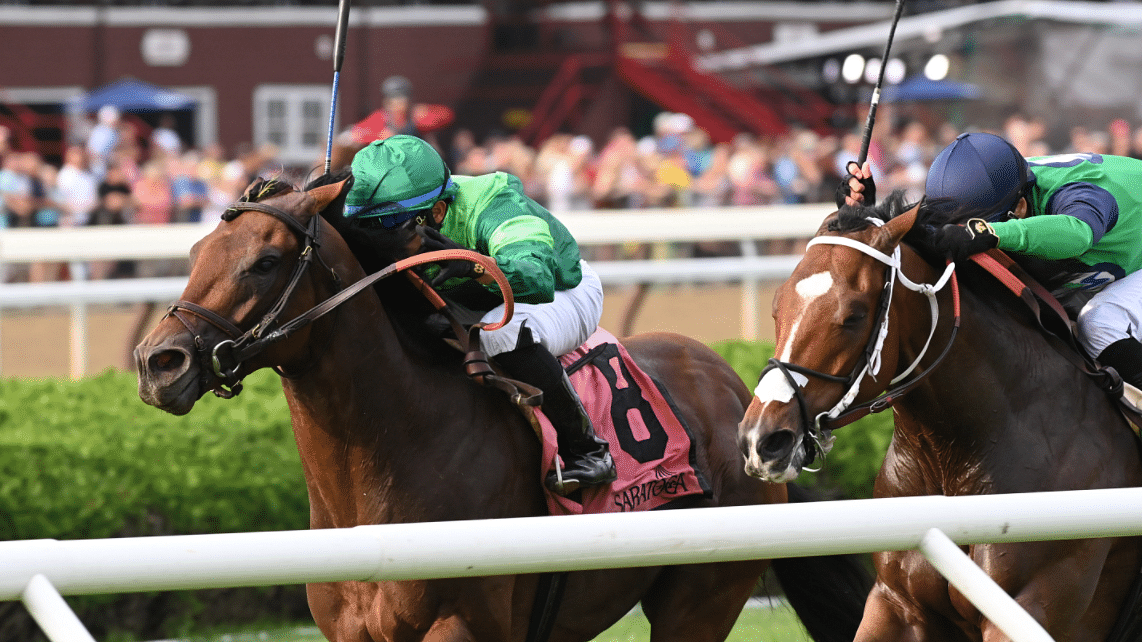 Belmont Park & Keeneland Saturday: God's Tipster picks 4 races, hopes he has Pipeline to winner's circle