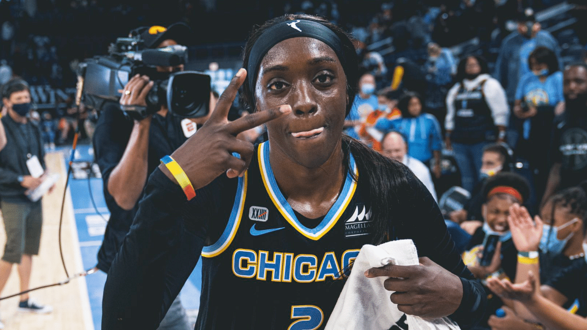 WNBA Finals Friday: O'Sullivan picks Phoenix Mercury at Chicago Sky in sold out Game 3 – series tied 1-1