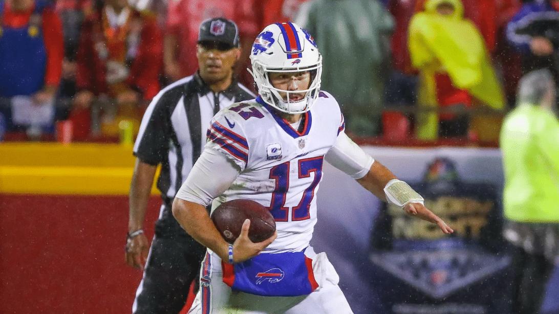 Monday Night Football Picks: Mims calls Bills at Titans, with props for Josh Allen, Derrick Henry