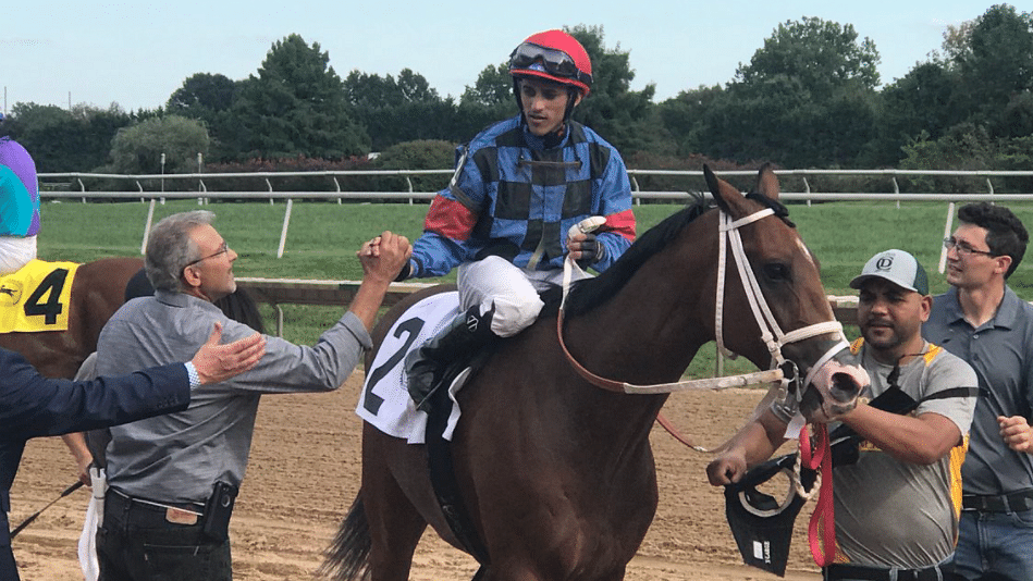 Delaware Park Wednesday: God's Tipster starts the week out with four picks, in races 1, 3, 7 and 8.