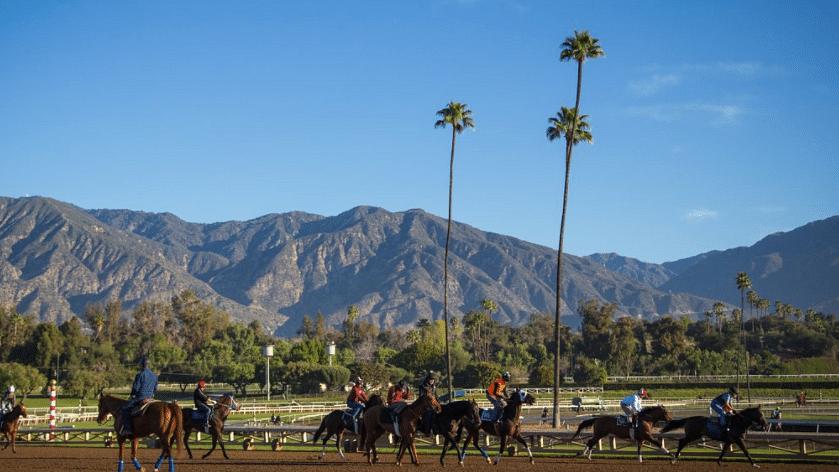 Garrity's Sunday Stakes picks 3 races at Santa Anita – the Chillingworth, Zuma and Zenyatta