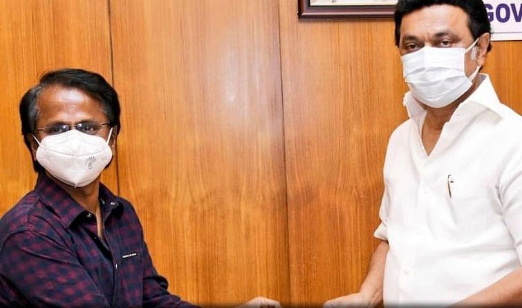 கொரோனா நிவாரண நிதி: ஏ.ஆர். முருகதாஸ் அளித்த மிகப்பெரிய தொகை