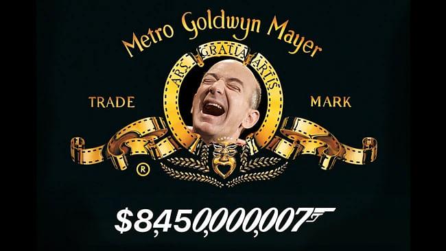 ஹாலிவுட்டின் 'MGM Studio' நிறுவனத்தை வாங்கியது அமேசான்!- வைரல் கலாய் மீம்ஸ்
