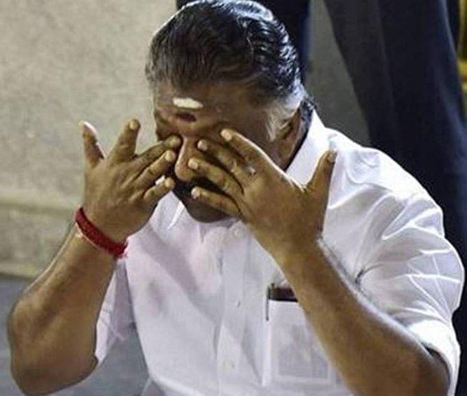 ஓ பன்னீர்செல்வம் சகோதரர் காலமானார்: அரசியல் பிரமுகர்கள் இரங்கல்!
