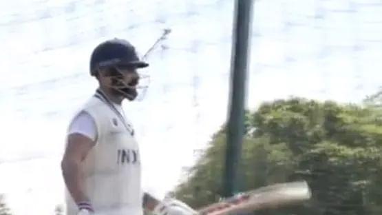 WTC Final: அதிரடி பயிற்சியில் ஈடுபட்ட இந்திய அணி; வைரல் வீடியோ!