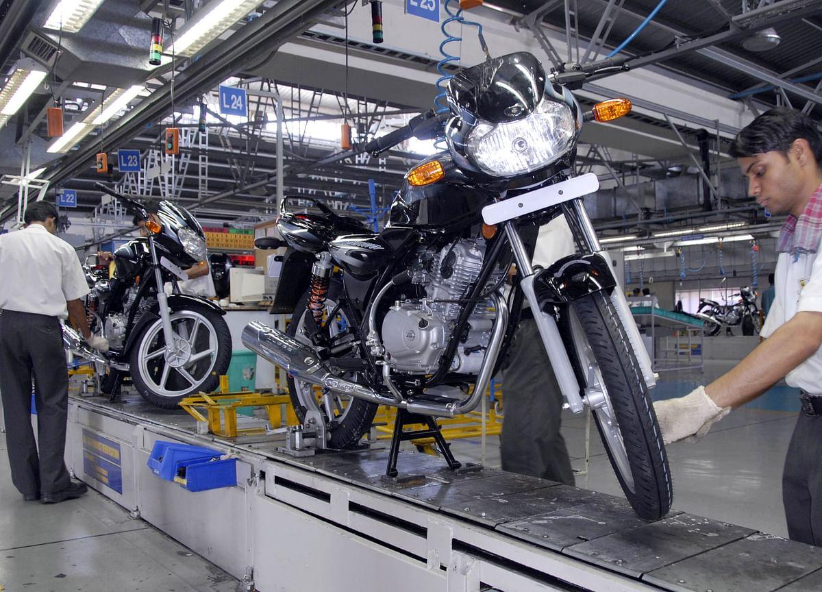 Bajaj Auto Profit Rises Most In A Year, Meeting Analyst Estimates