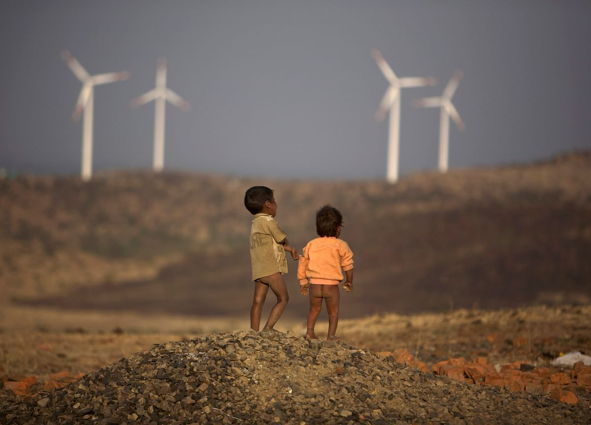 Children In India Face Higher Health Burden Of Climate Change, Says Lancet Report