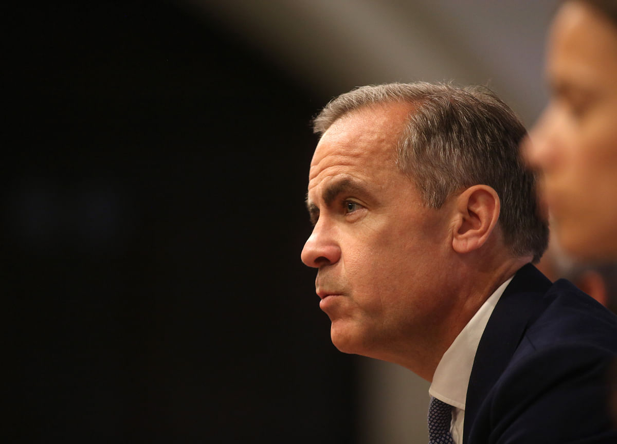Carney Confirms Rate Hike Is Near as BOE Heads for Tipping Point