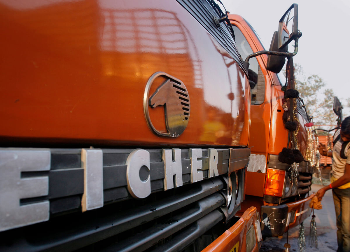 NBFC Crisis Hit A Fifth Of Our Customers, Says Eicher Motors' Commercial Vehicle Arm