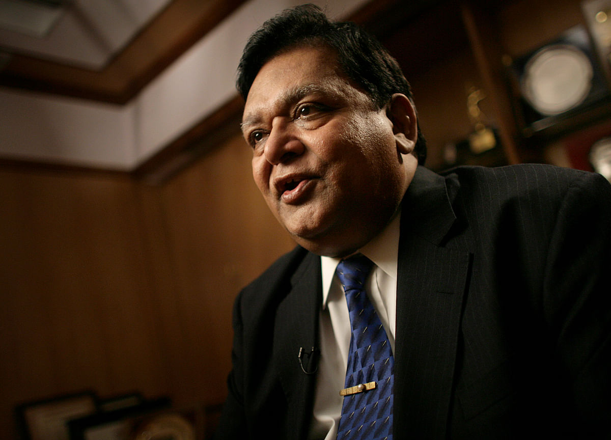 L&T Board Reappoints AM Naik As Non-Executive Chairman For Three Years