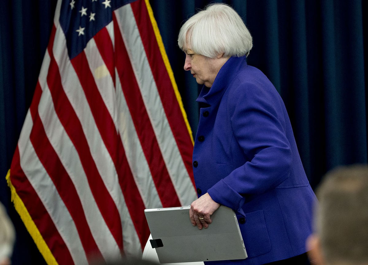 Yellen Patience on Timing of Next Hike Justified by Jobs Report