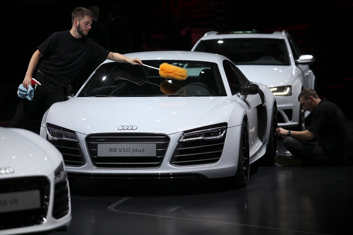 In Case You Forgot, The Audi R8 Is A Pretty Perfect Sports Car