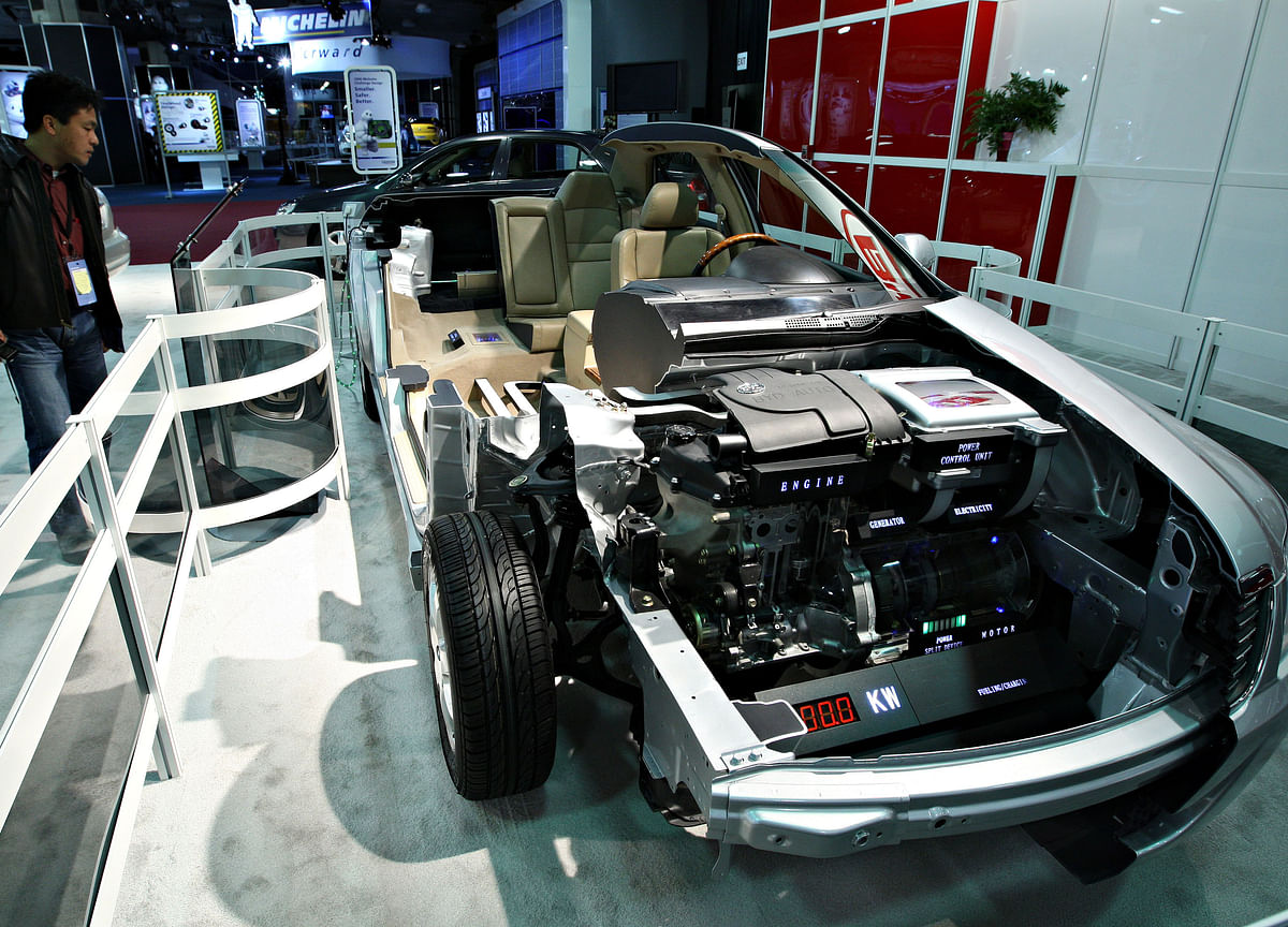 Audi's New China Head Confirms Battery Talks With Buffett's BYD