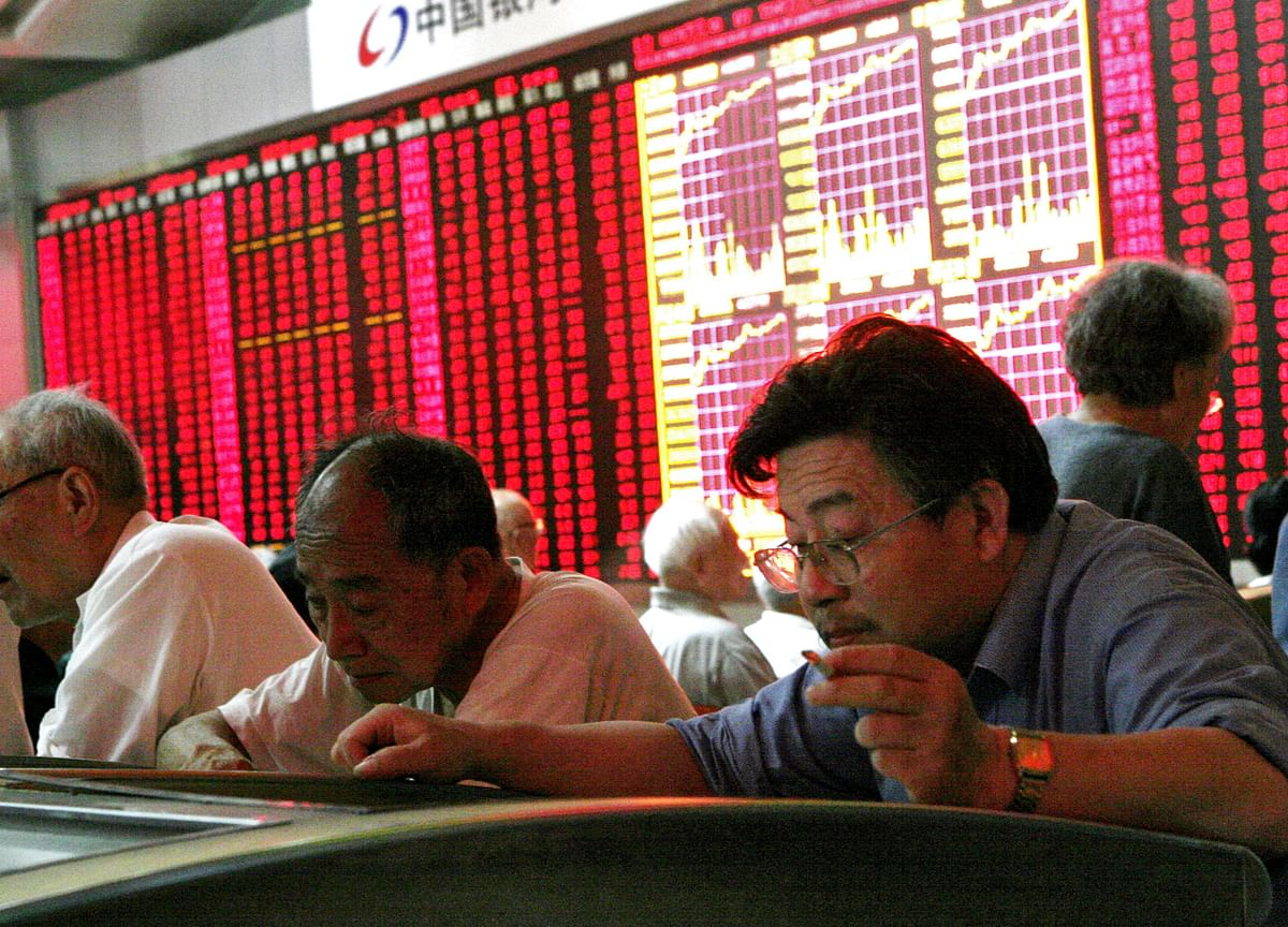 Chinese Stocks Plunge in Worst End to Lunar Year on Record