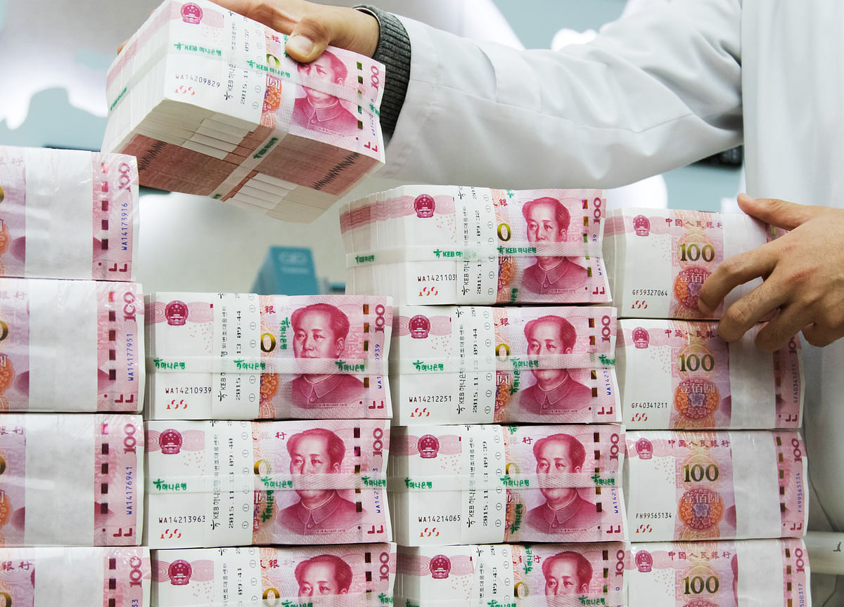 China Stabilizing the Yuan Is Remarkable. That's Weird.