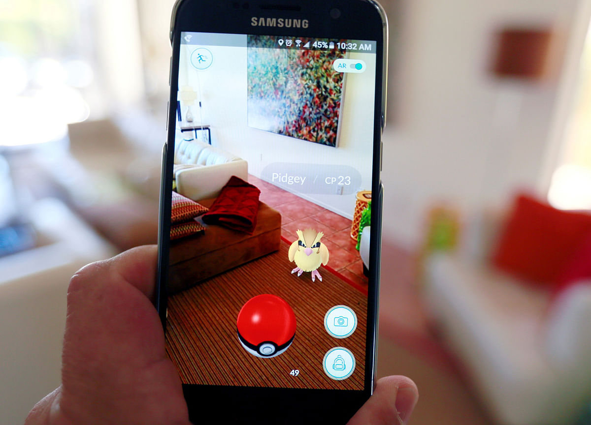 Pokémon Go Rekindles Hope for Augmented Reality Products