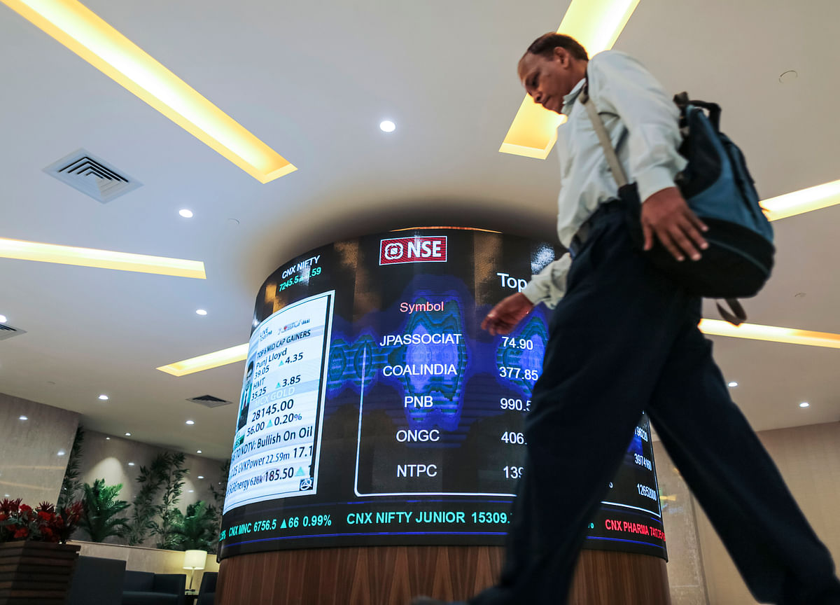Sensex, Nifty End Little Changed; PSU Banks, Metals Hold Gains