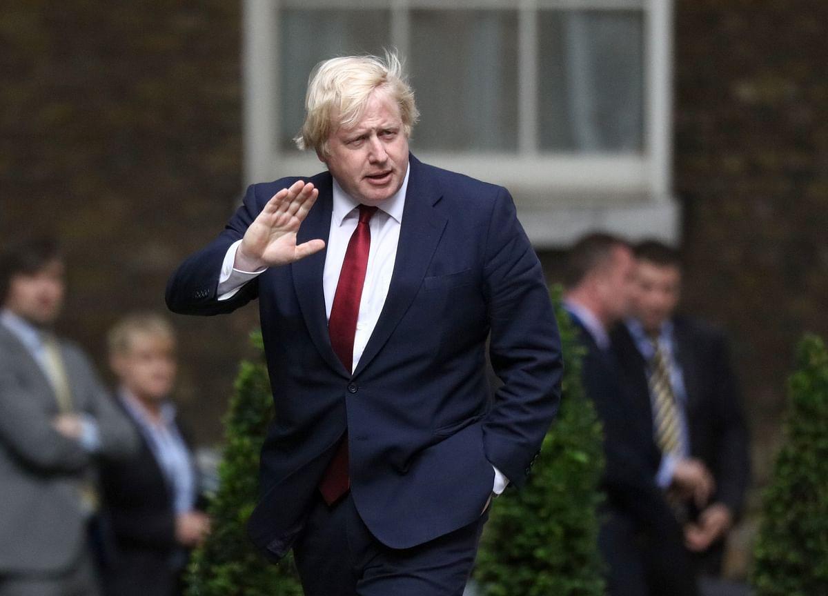 Boris Warns Brexit Plan Akin to Titanic Heading Toward Doom