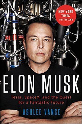 Elon Musk's Biography (Source: Amazon )