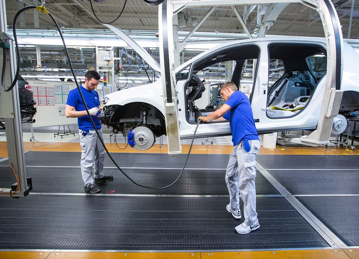 Volkswagen to Open New China Factories as SUV, EV Demand Booms