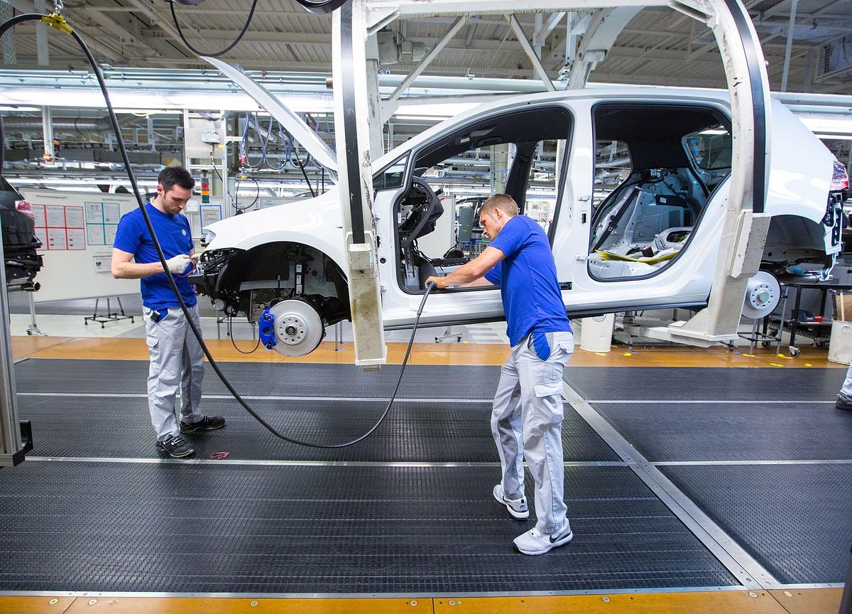 EU Offers to Cut Tariffs on U.S. Cars, Boosting European Auto Stocks