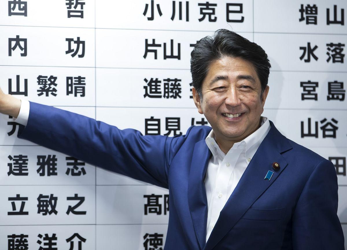 Abenomics Looks a Lot Like Reaganomics
